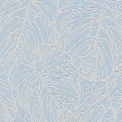Papel Tapiz Blue Velvet 609356
